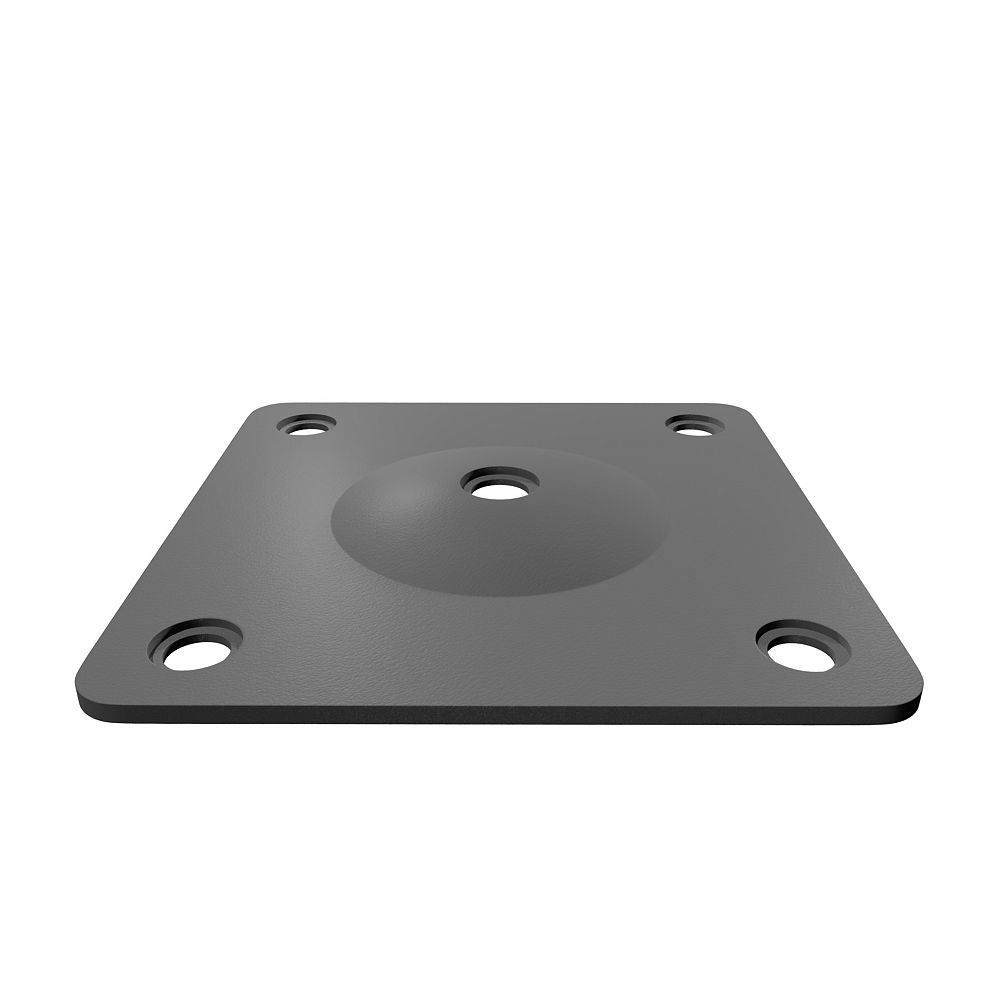 Peak Products JACKPOST BEARING PLATE - 6 Inchesx7 Inches