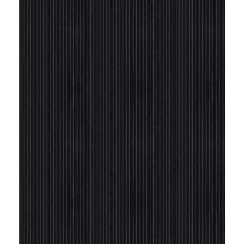 Vinyl tapis de passage, 27 po de largeur x longueur sur mesure, noir