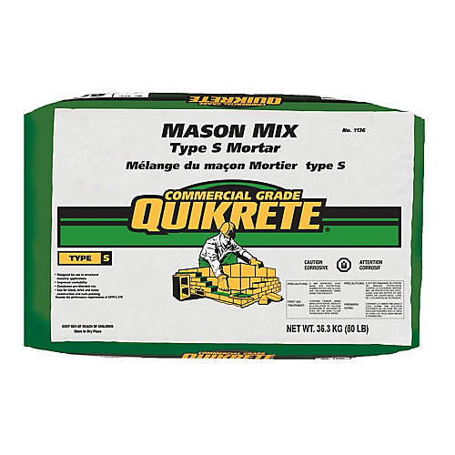 Mason Mix Type S 36kg