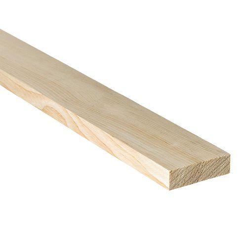 HDG 1x3x10 Select Pine