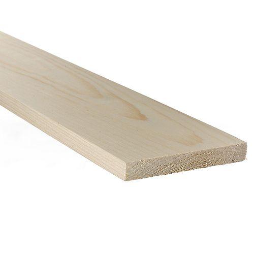 1x6x8 Select Pine