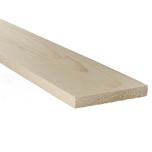 1x6x10 Select Pine