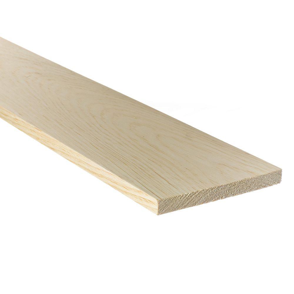 Irving 1x8x4 Select Pine