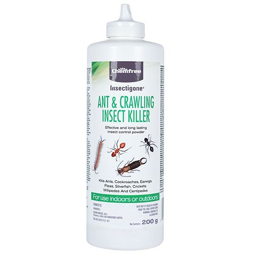 Safer Chemfree Insectigone Ant and Crawling Insect Killer 200g