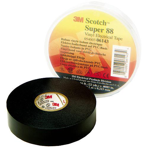 Ruban isolant en vinyle Super 88 Scotch