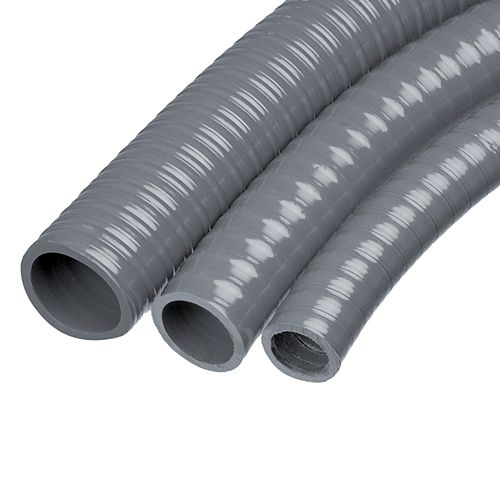 Non-metallic Liquid-Tight Conduit 1/2 In