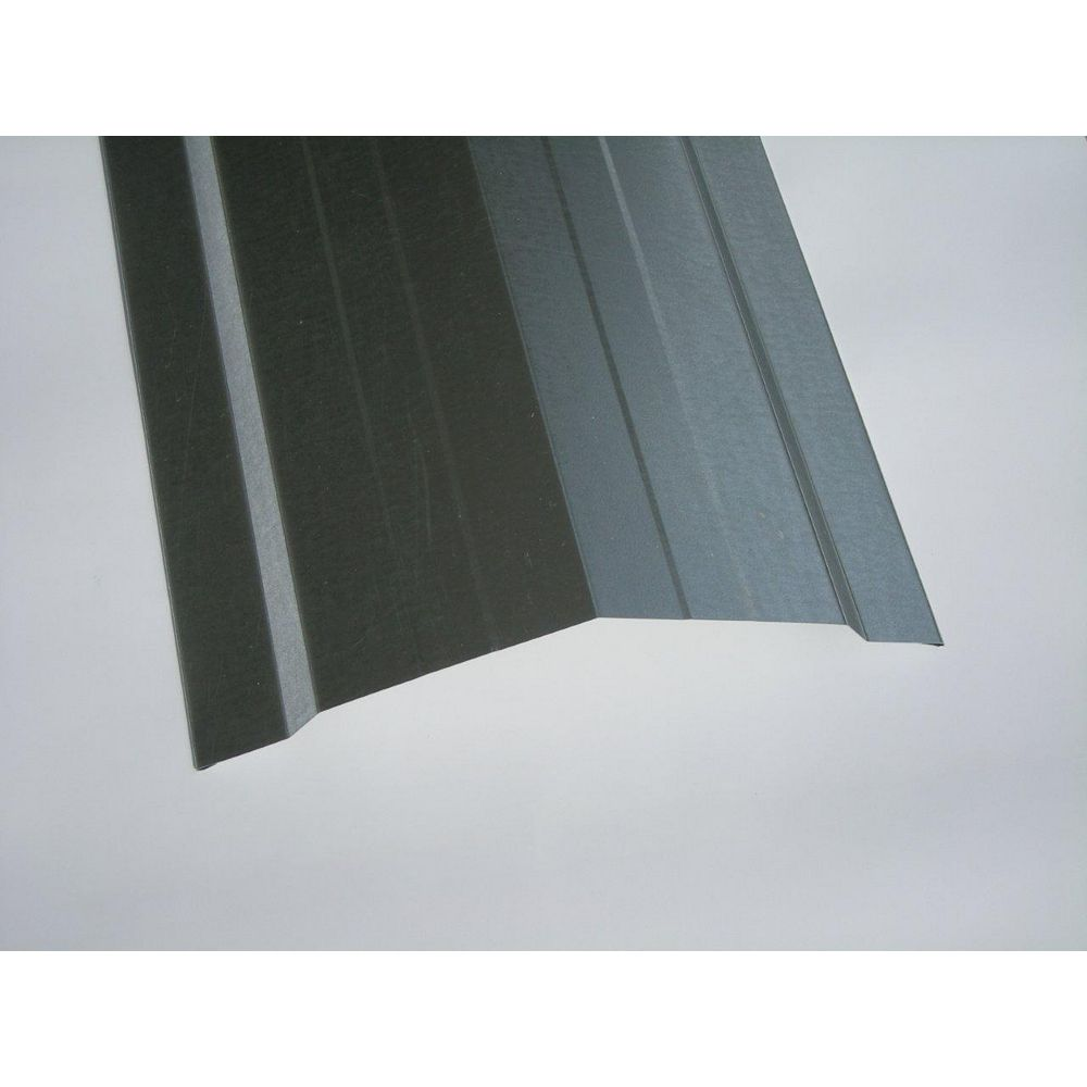 Westman Steel Ridge Roll Galvanized 10 ft6 inches