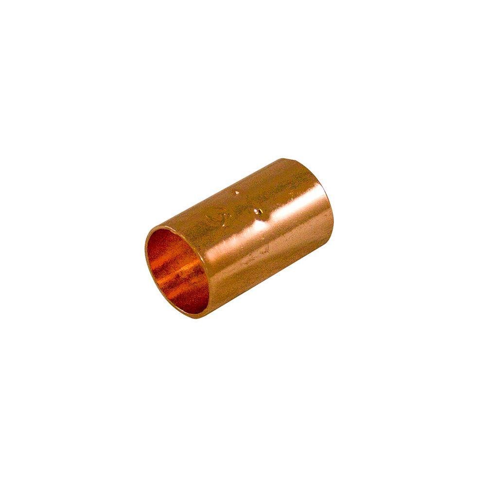 Aqua-Dynamic Fitting Copper Coupling 3/4 Inch