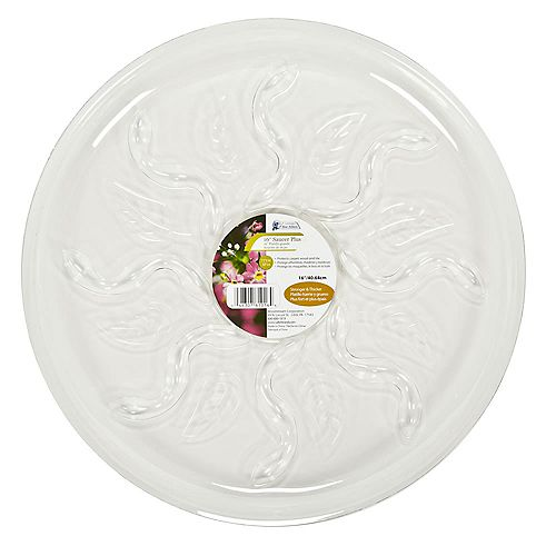 16 inch  Saucer Plus