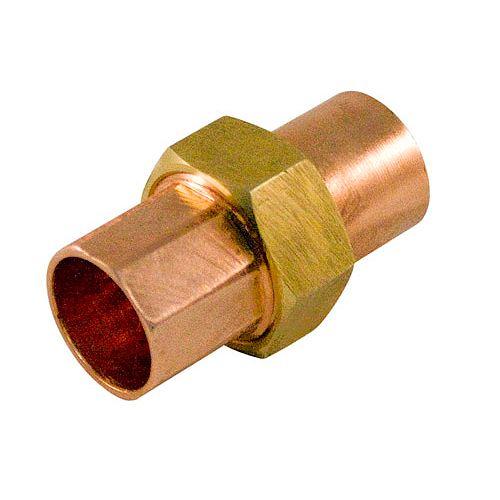 Fitting Copper Union 3/4 Inch