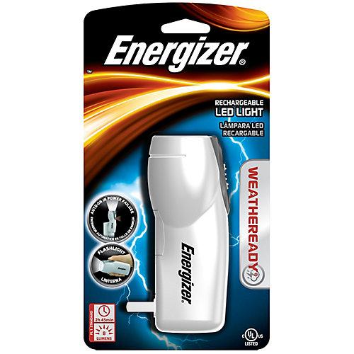 Lampe à DÉL rechargeable