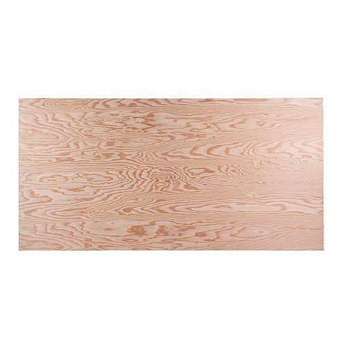 Panneau de sous-couche supérieure Ulay 5/16-inch 4 pi x 8 pi