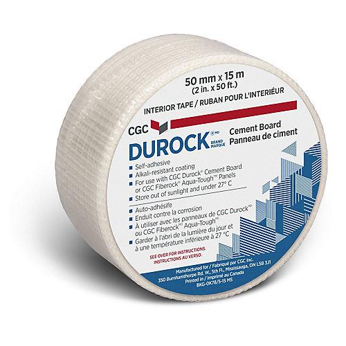 CGC Cement Board Interior Tape, 2 inch  x 50 ft.  roll