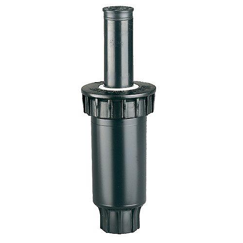Orbit Watermaster Arroseur escamotable à ressort de 2 po à distribution d'extrémité, Série 100