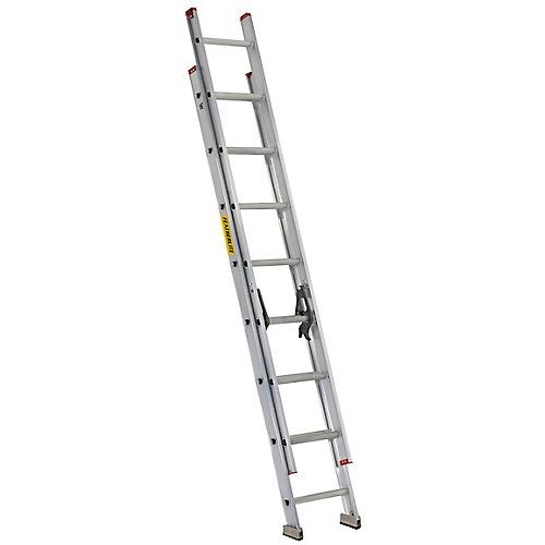 aluminum extension ladder 16 Feet  grade III