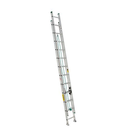 échelle coulissante en aluminium 24pi  grade II