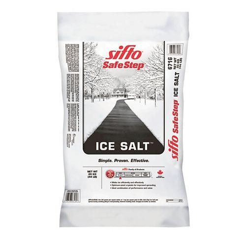 20 Kg Safe Step Ice Salt