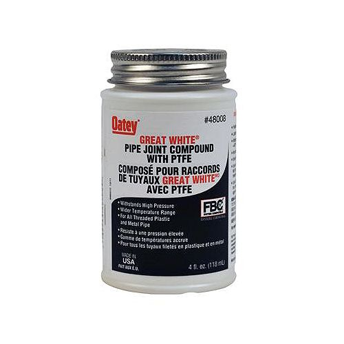 4 Oz White Pipe Joint Compound
