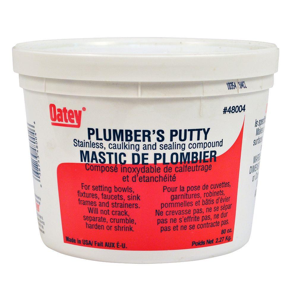 Oatey 5lb Mastic de Plombier