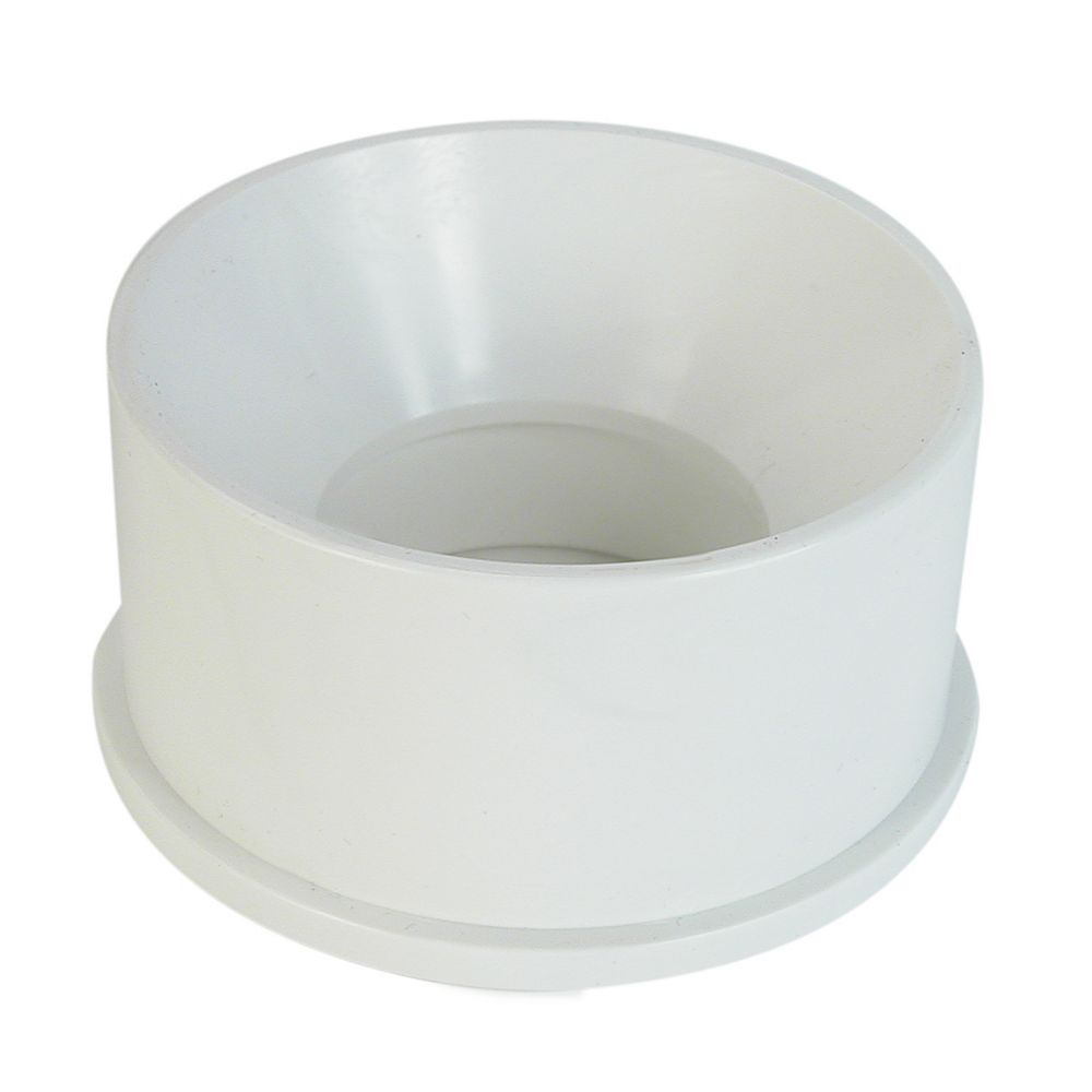 PVC-BDS É/D à DWV Bague d'adaptation 4 pox1 1/2 po MxF