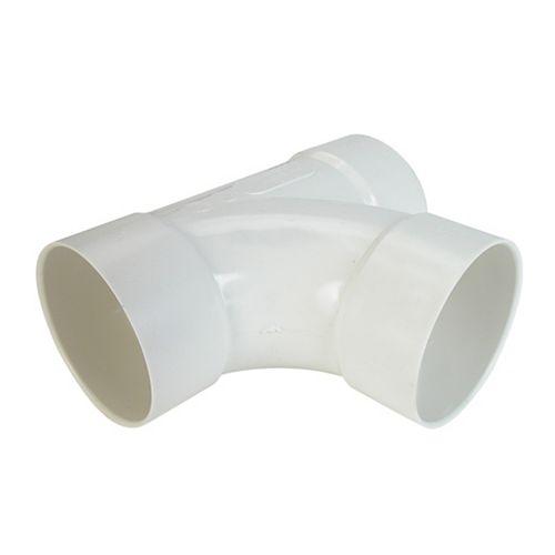 PVC-BDS Sanitary Tee 3 inchx3 inchx3 inch Hub