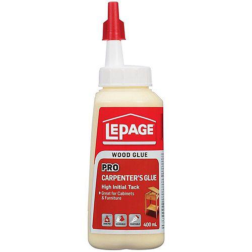 LePage Pro Carpenter's Glue, 400 ml