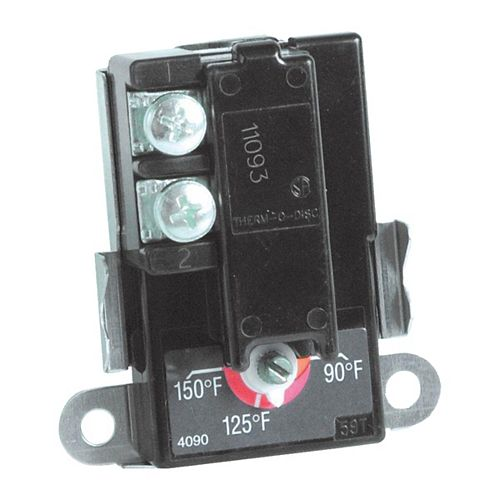 Therm-O-Disc Lower Element Thermostat