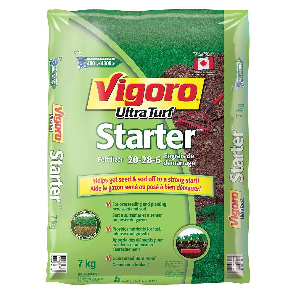 Vigoro Lawn Starter Fertilizer - 7 kg