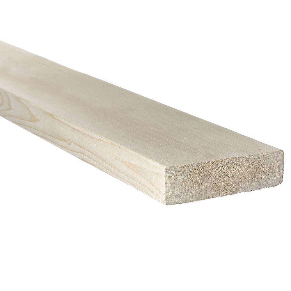 Irving 2x6x4 pin noueux