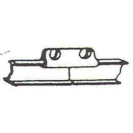 Jointures de Rail à Profile en I
