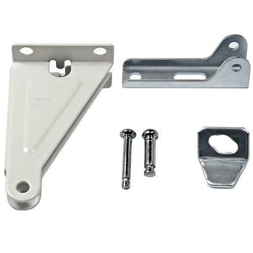 White Storm Door Closer Repair Kit