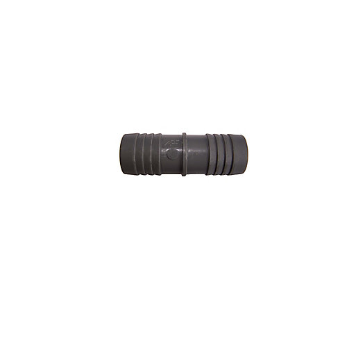 Poly Insert Coupling - 1 Inch