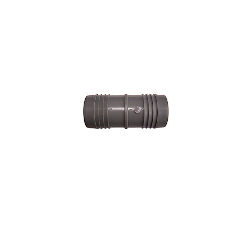 Poly Insert Coupling - 1 1/2 Inch