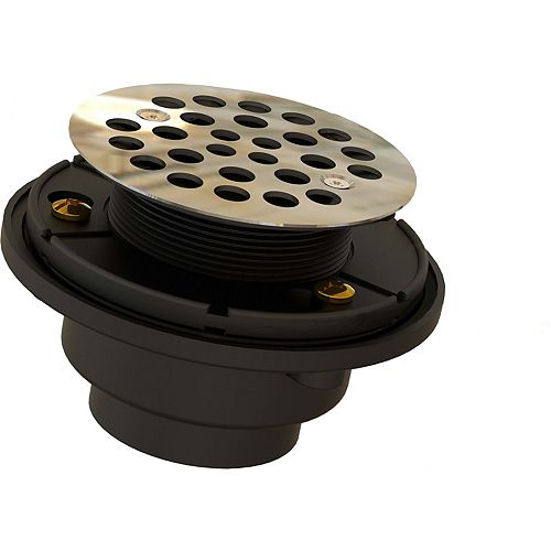 2 inch Abs Shower Drain