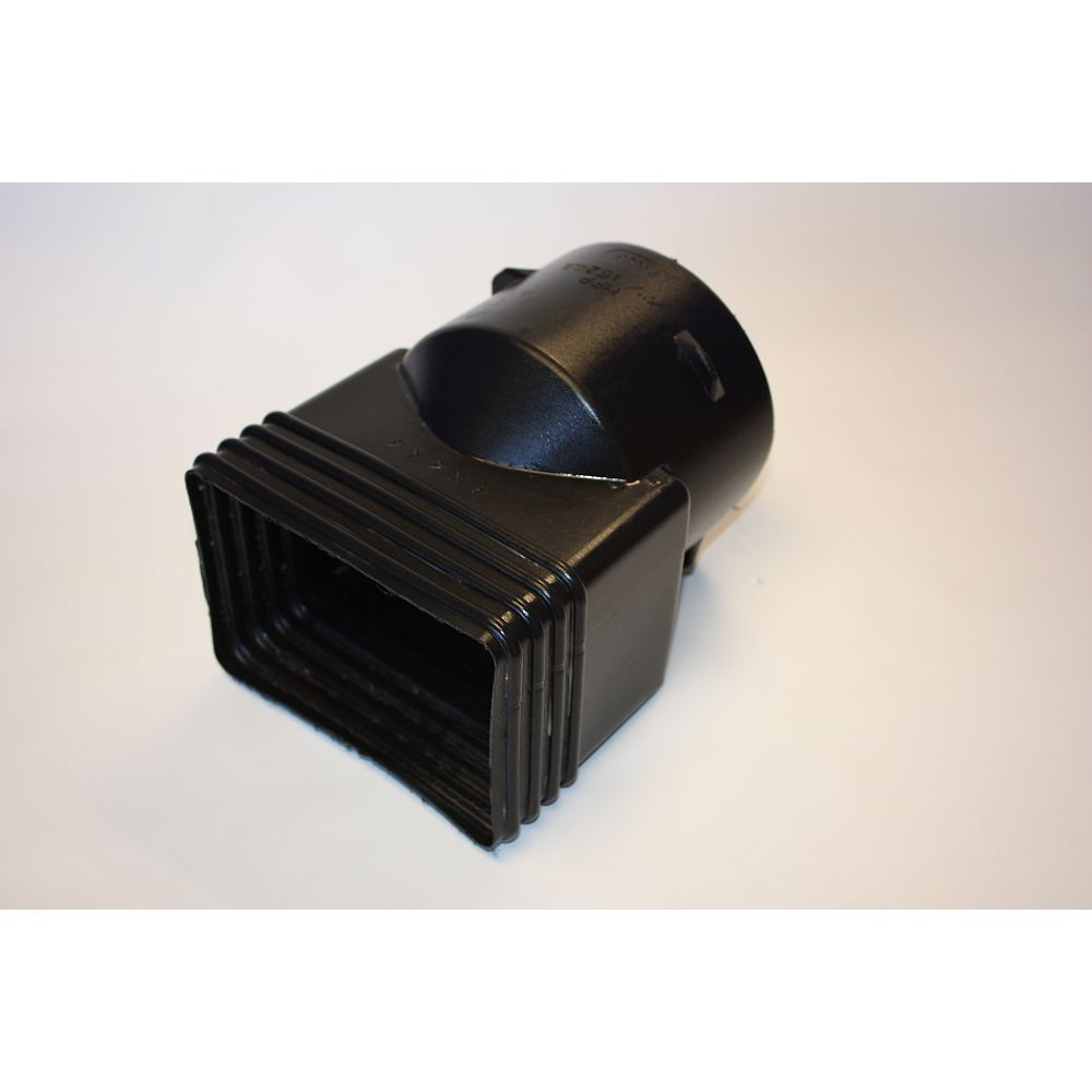 """Big O 2"""" X 3"""" X 4"""" DOWNSPOUT ADAPTER"""
