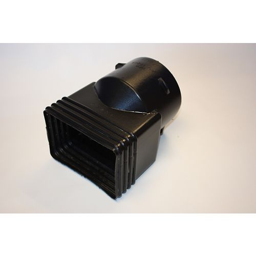 2 inch X 3 inch X 4 inch Downspout Adapter