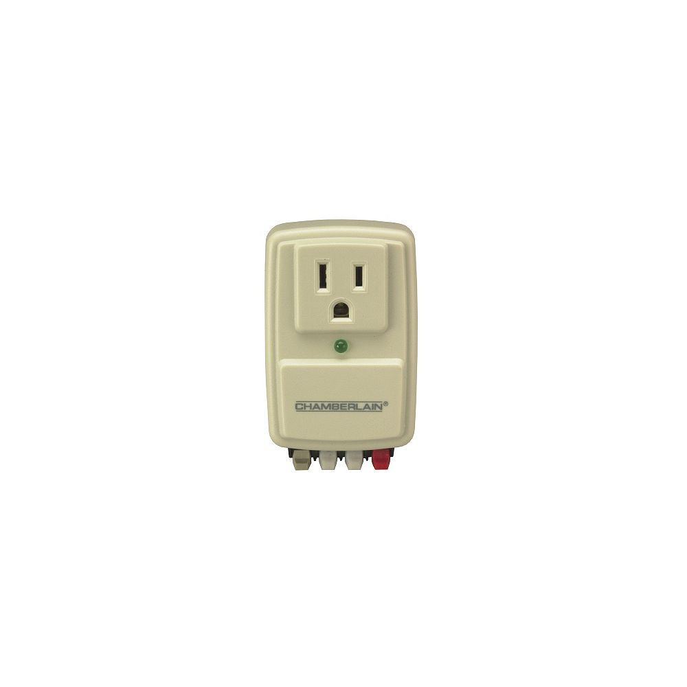 Chamberlain System Surge Protector The Home Depot Canada