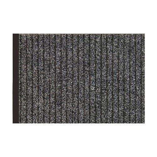 Atlas Charcoal Carpet Runner 36 in x Custom Length (Price per linear foot)