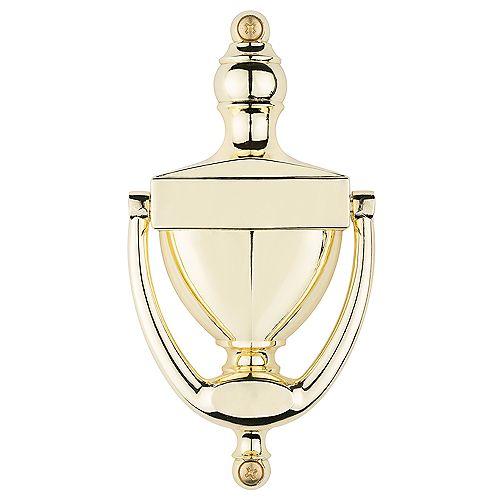 Classic Polished Brass Door Knocker