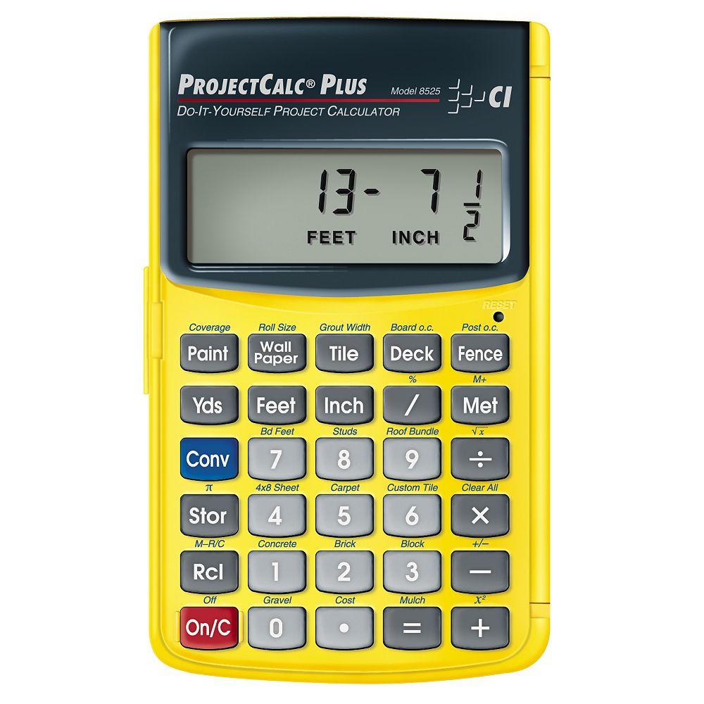 Projectcalc Project Calculator