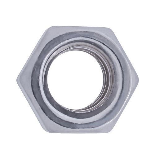 Écrou hexagonal fini acier inoxydable 3/8 po-16 18,8 - UNC