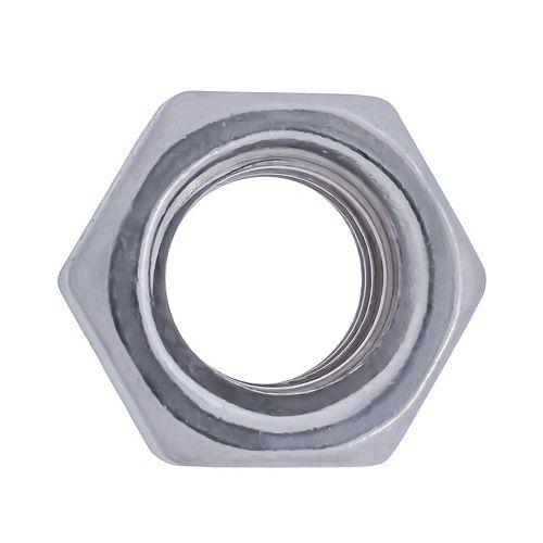 Écrou hexagonal 1/2 pouce-13 en acier inoxydable fini 18,8 - UNC