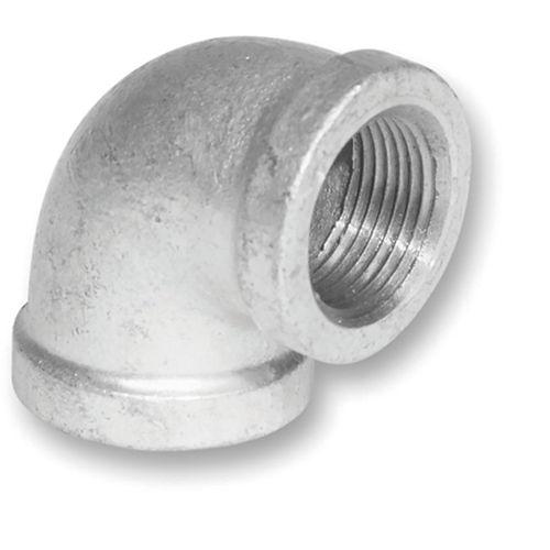 Aqua-Dynamic Fitting Galvanized Iron 90 Degree Elbow 1/4 inch