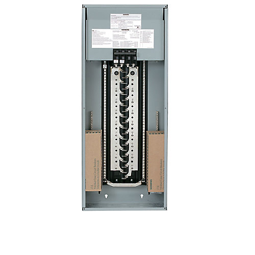 40/80 Circuit 200A 120/240V Panel Pack With Main Breaker