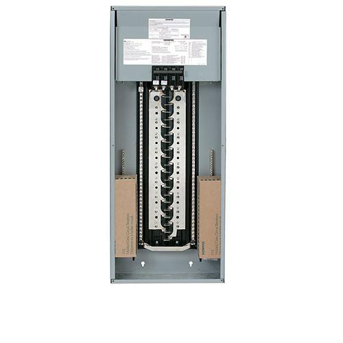 40/80 Circuit 200A 120/240V Siemens Paquet panneau avec disjoncteur principal