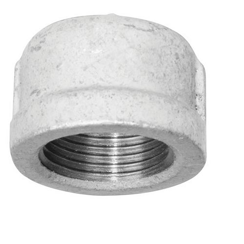 Fitting Galvanized Iron Cap 3/4 Inch