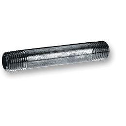Black Steel Pipe 1/2 Inch x 10 Foot