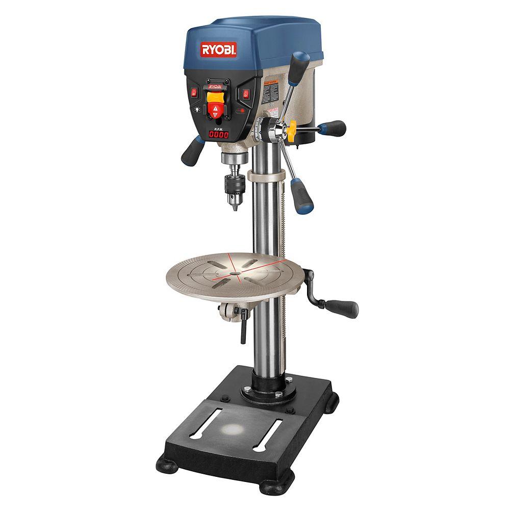 RYOBI 12-inch Drill Press with Exactline Laser