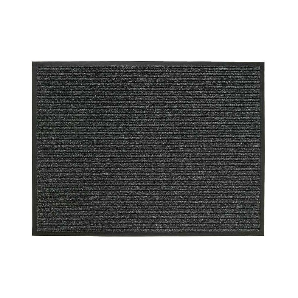 TrafficMASTER Paillasson, 3 pi x 4 pi, anthracite platine