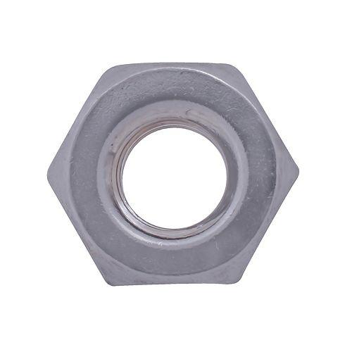 10-24 18.8 Écrou hexagonal en acier inoxydable pour vis à six pans creux
